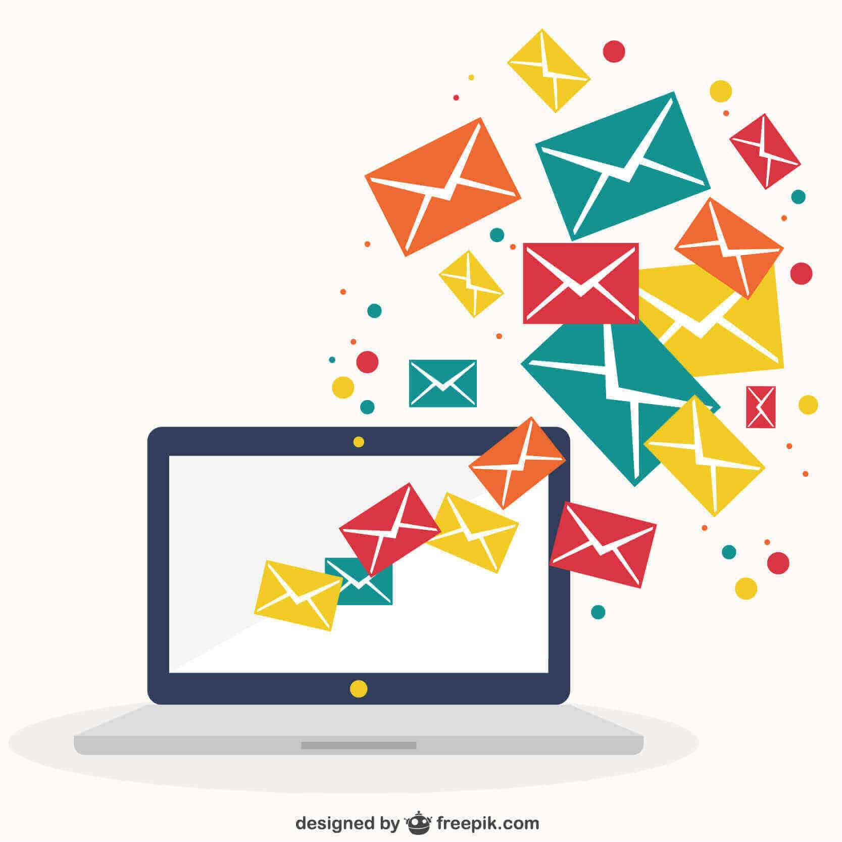 Should You Use Microsoft Outlook To Send Mass Emails To Your Customers?
